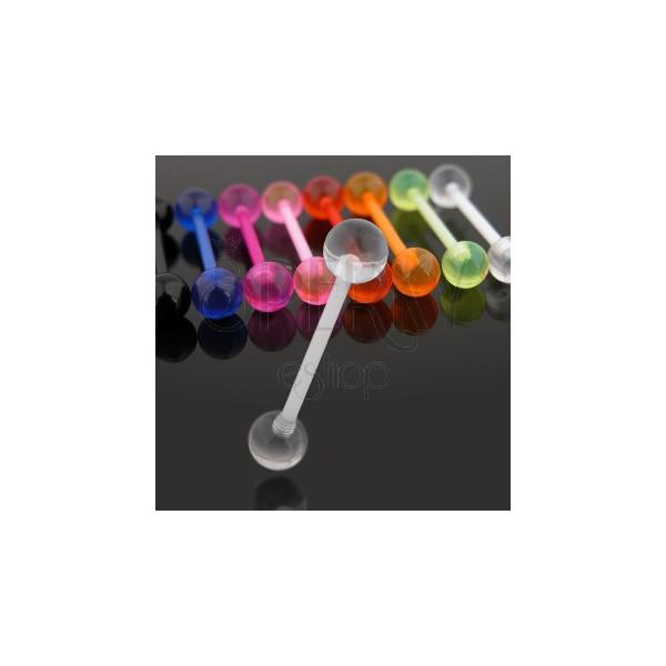 Savitljiva šipkica za jezik, ultraljubičasti sloj