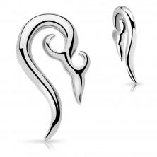Proširivač za uši s azijskim ukrasom