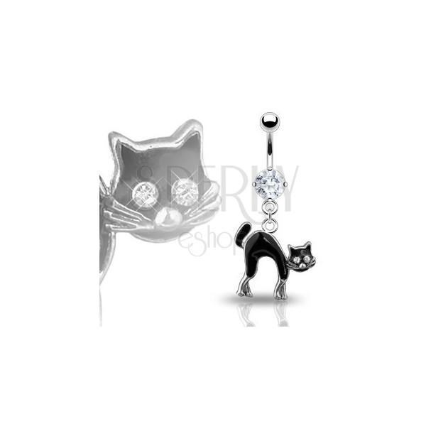 kirurška crna maca
