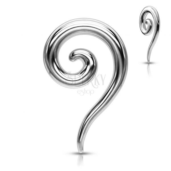 Piercing za uši - spiralni proširivač